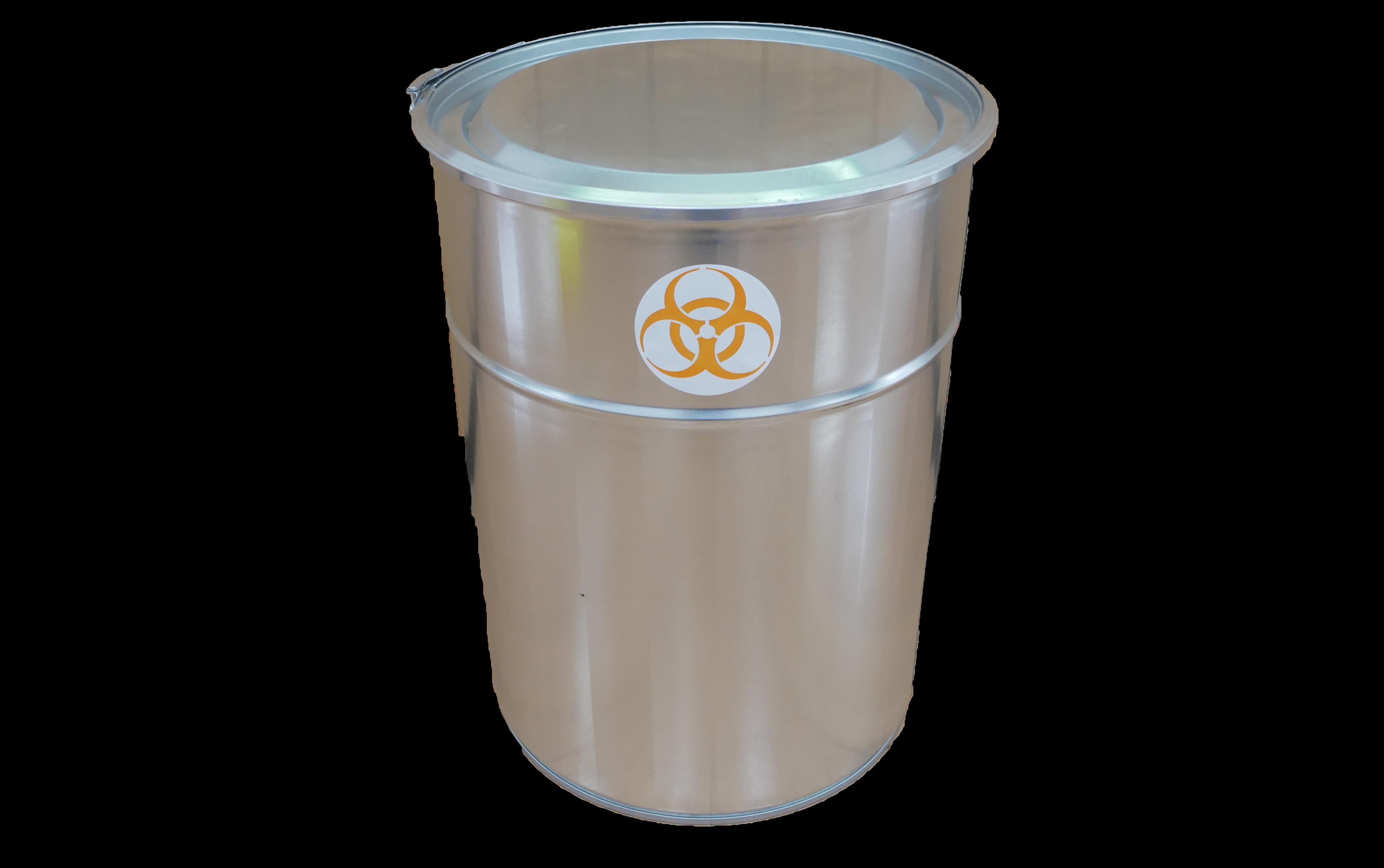 スチール缶(55L)